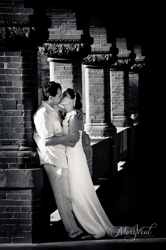 Key West Custom House Wedding Photographer