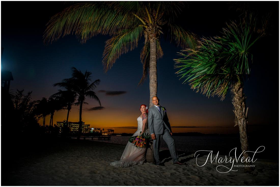Marriott Beachside Wedding Mary Veal Photography