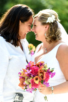 Courtney + Marisa Wedding ~ Butterfly Haven, Islamorada