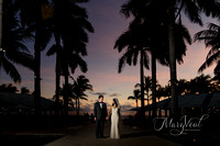 Felicia + Seth's Wedding ~ Casa Marina, Key West